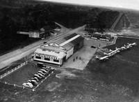 Historique aéroport de Rouen
