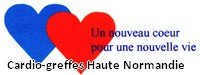 cardio-greffes haute Normandie